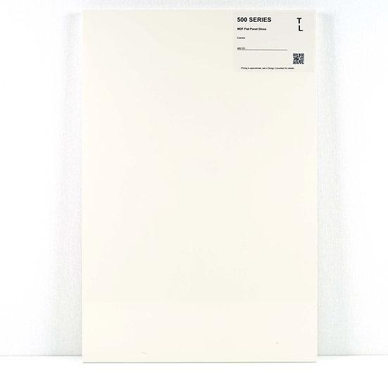 500 Accent Cabinet Gloss Cremini
