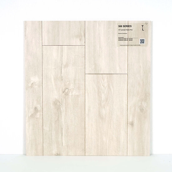 300 Laminate flooring Havanna Oak Natural
