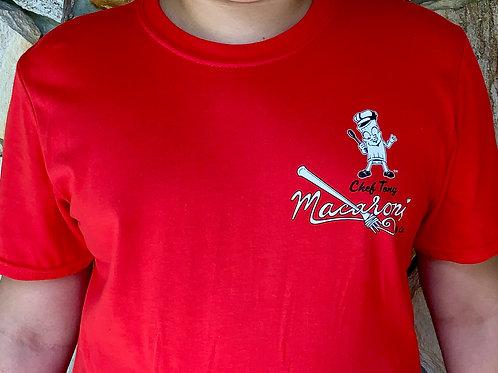 Chef Tony Macaroni & Co. Men's T-Shirts
