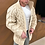 Thumbnail: Men's Casual Knitted Cardigan Sweater Jacket