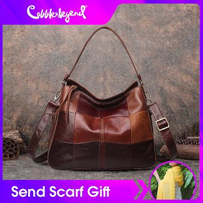 """""""Cobbler Legend"""" Genuine Leather W/ Bucket Strap"""