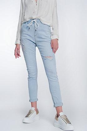 Jogger Jeans in Lightwash