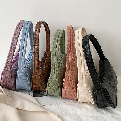 PUIMENTIUA Alligator Pattern Handbags
