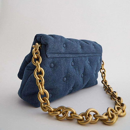 Women's Shoulder Bags W/ Thick Chain