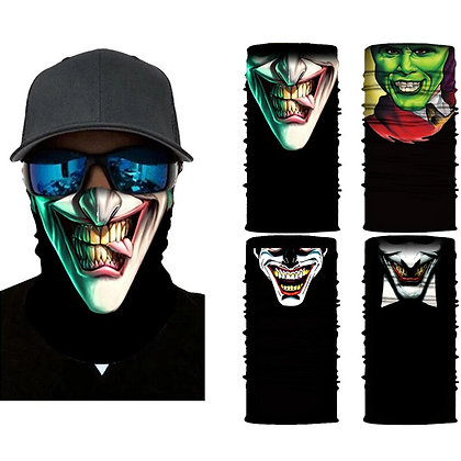 3D Face & Neck Balaclava Mask