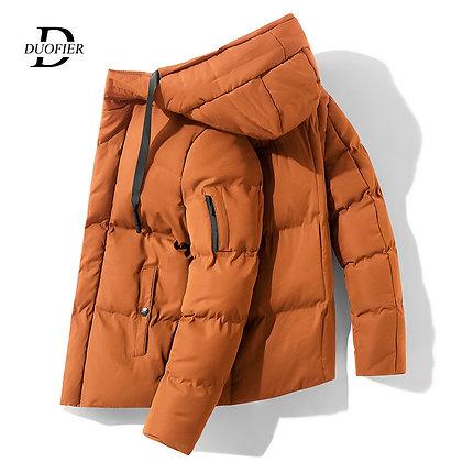 Men's Parka Hooded Windbreaker Casual Coat/Jacket