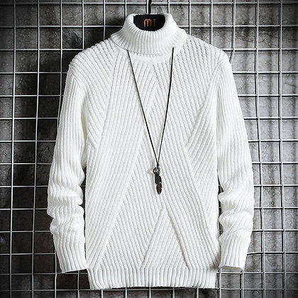 Men's Casual Sweater Japan Style & sizes so order 2 sizes up