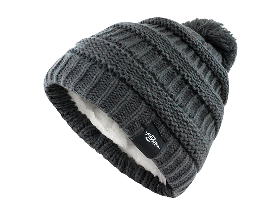 Insulated Extreme Cold Gear Black Knit Beanie