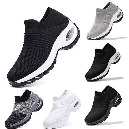 Women's Mesh Running Sneakers