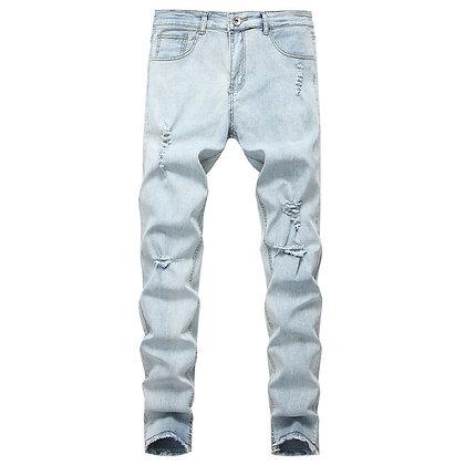 Men's Stretch High Quality Casual Slim fit Denim Jeans