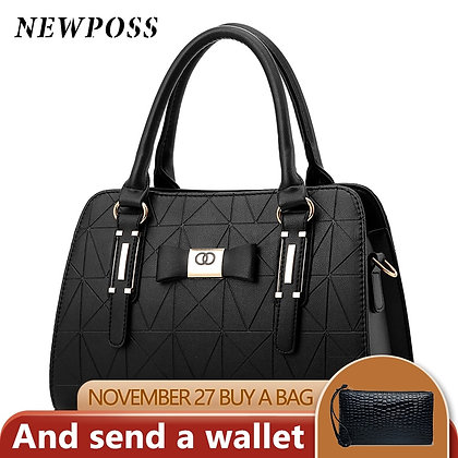 NEWPOSS Large Capacity Shoulder Bags