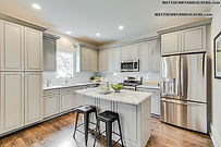 MATTHEW RYAN BUILDERS / MIKE BARRIBALL / HOME REMODELING / KITCHEN
