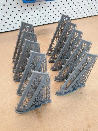 Scale Model Railway Parts