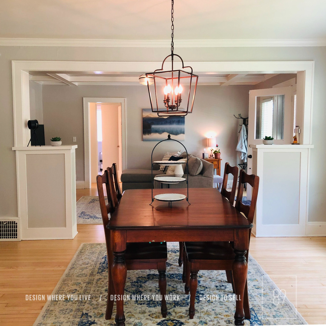89thStDesign_Staging_Vintage-Dining-Room