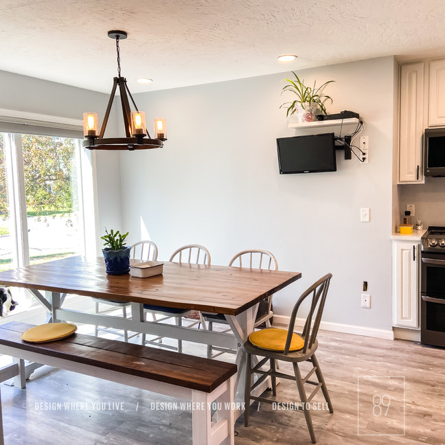 89thStDesign_White_Kitchen_rustic-table_