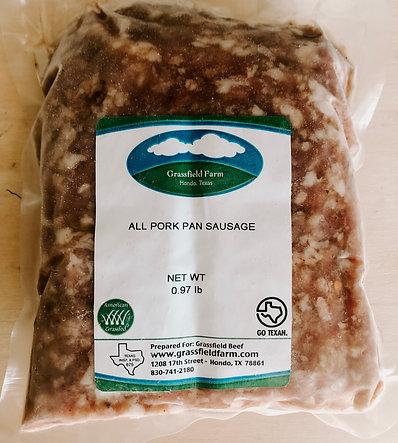Pan Breakfast Sausage