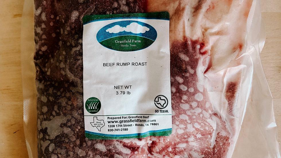 Beef Rump Roast