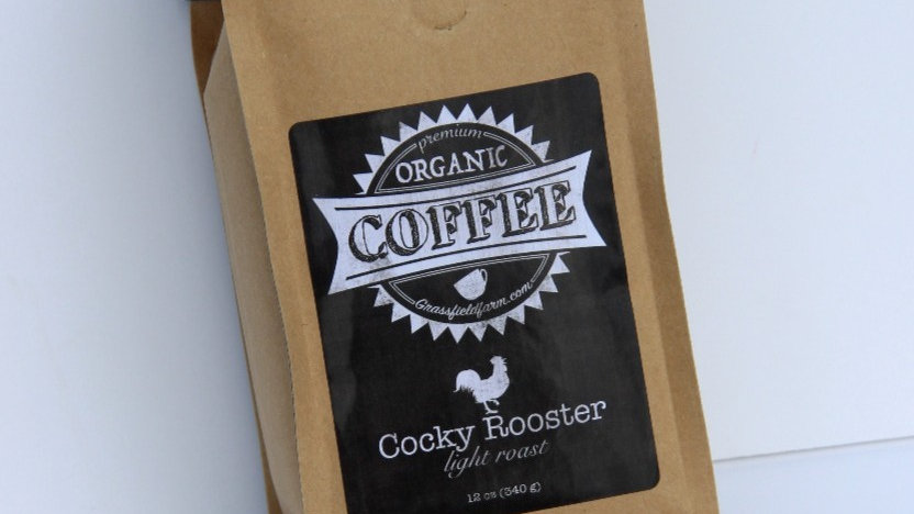 Cocky Rooster Light Roast
