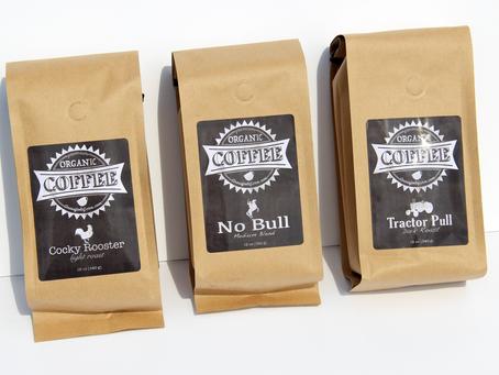 DEAR COFFEE LOVERS! LOCAL, ORGANIC FARM-FRESH COFFEE☕️