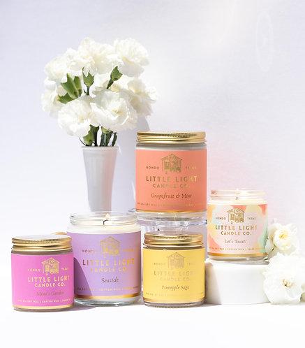 Candles + Tee Bundle