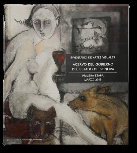 Catálogo del acervo de obra plástica de Sonora.