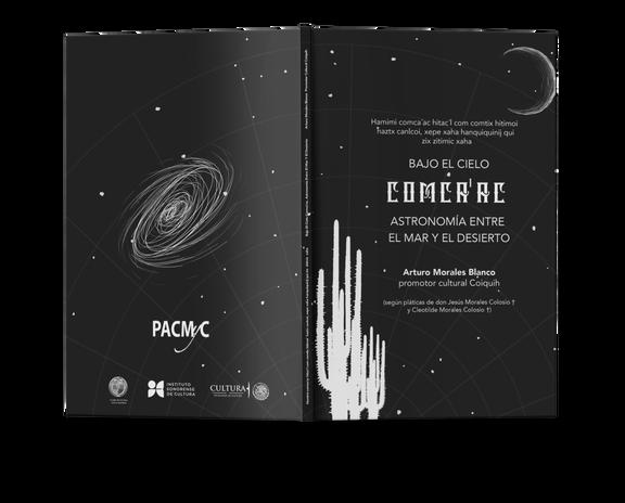 Libro de constelaciones Comcaac