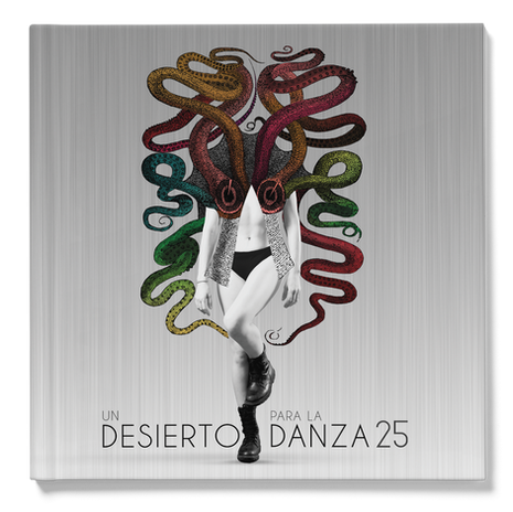 Edición especial de 25th aniversario de Un desierto para la danza.