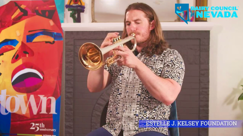 Clase de trompeta virtual