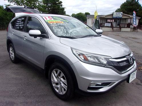 2015 Honda CRV EX