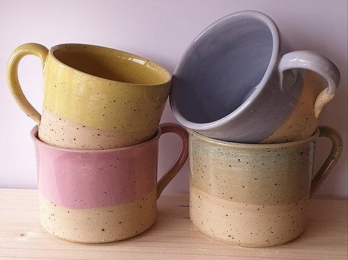Mug w/ Handle