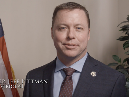 Pittman presents anti-bullying ad
