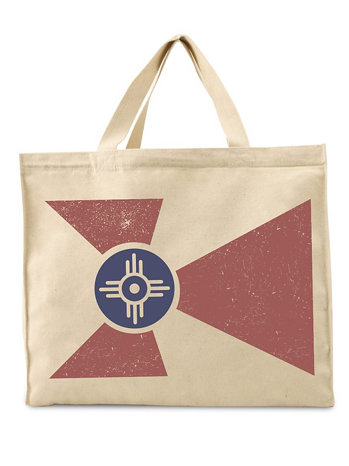 Wichita Flag Bag