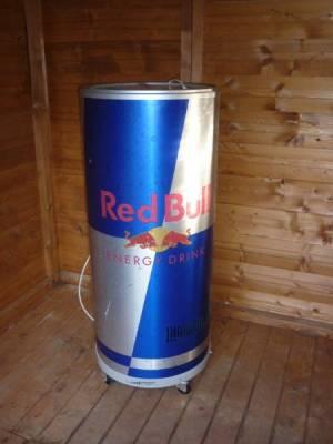 Frigo Red Bull