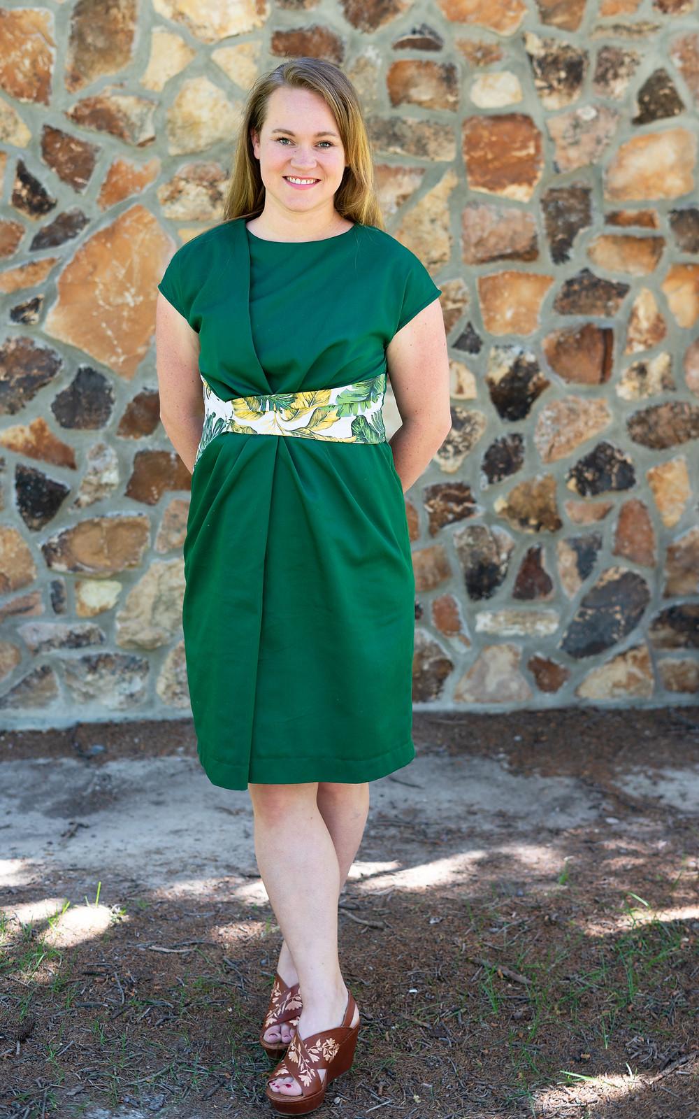 Burda Dress pattern 08/2017 #119