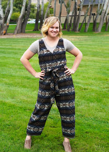aebe67131a0 Free Pattern Review  The Peppermint Jumpsuit by In the Folds