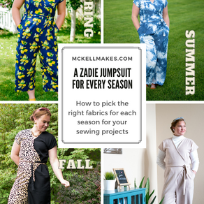 A Zadie Jumpsuit for Every Season