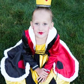 Queen of Hearts Costume - Simplicity #2834