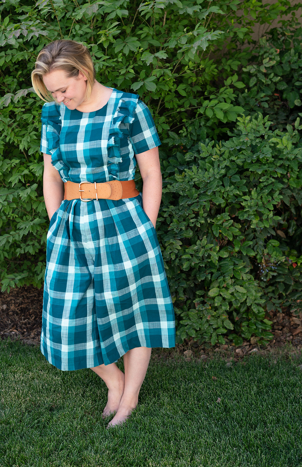 Pattern Review for Sewing Pattern Vogue #9075
