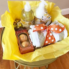 Happy Little Gift Basket