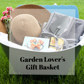 Mother's Day Gift for the Gal that loves to Garden