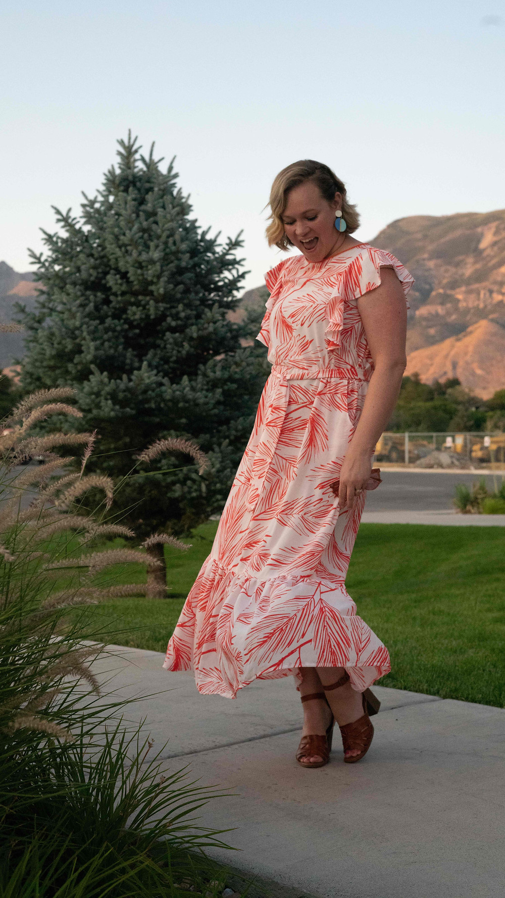 Sewing Butterick 6677 - One of my new favorite patterns