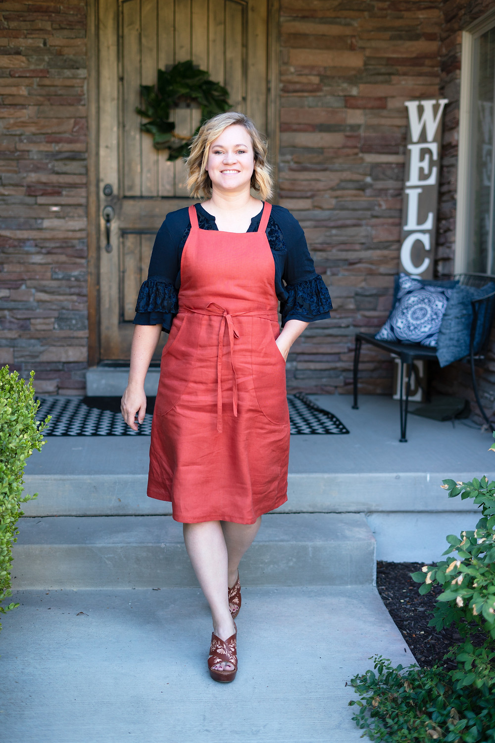 Pattern Review for Simplicity 8641 - Sew House 7