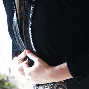 Cropped Jacket Pattern Burda 08/2015 #109