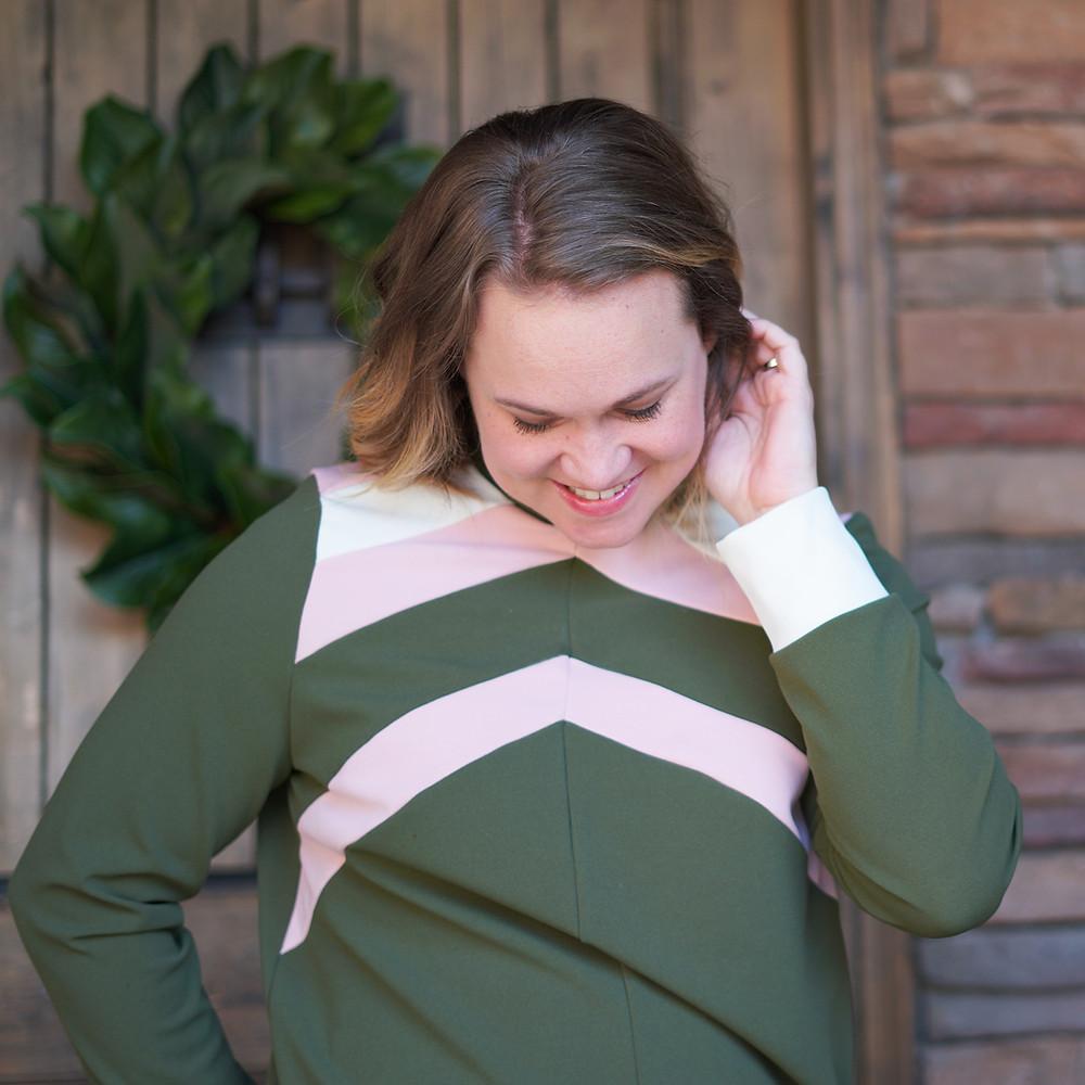 Burda Sweatshirt Pattern