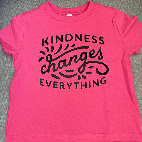 Anti-Bullying - Kindness Changes Everything