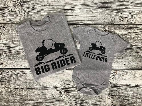 Big Rider, Little Rider
