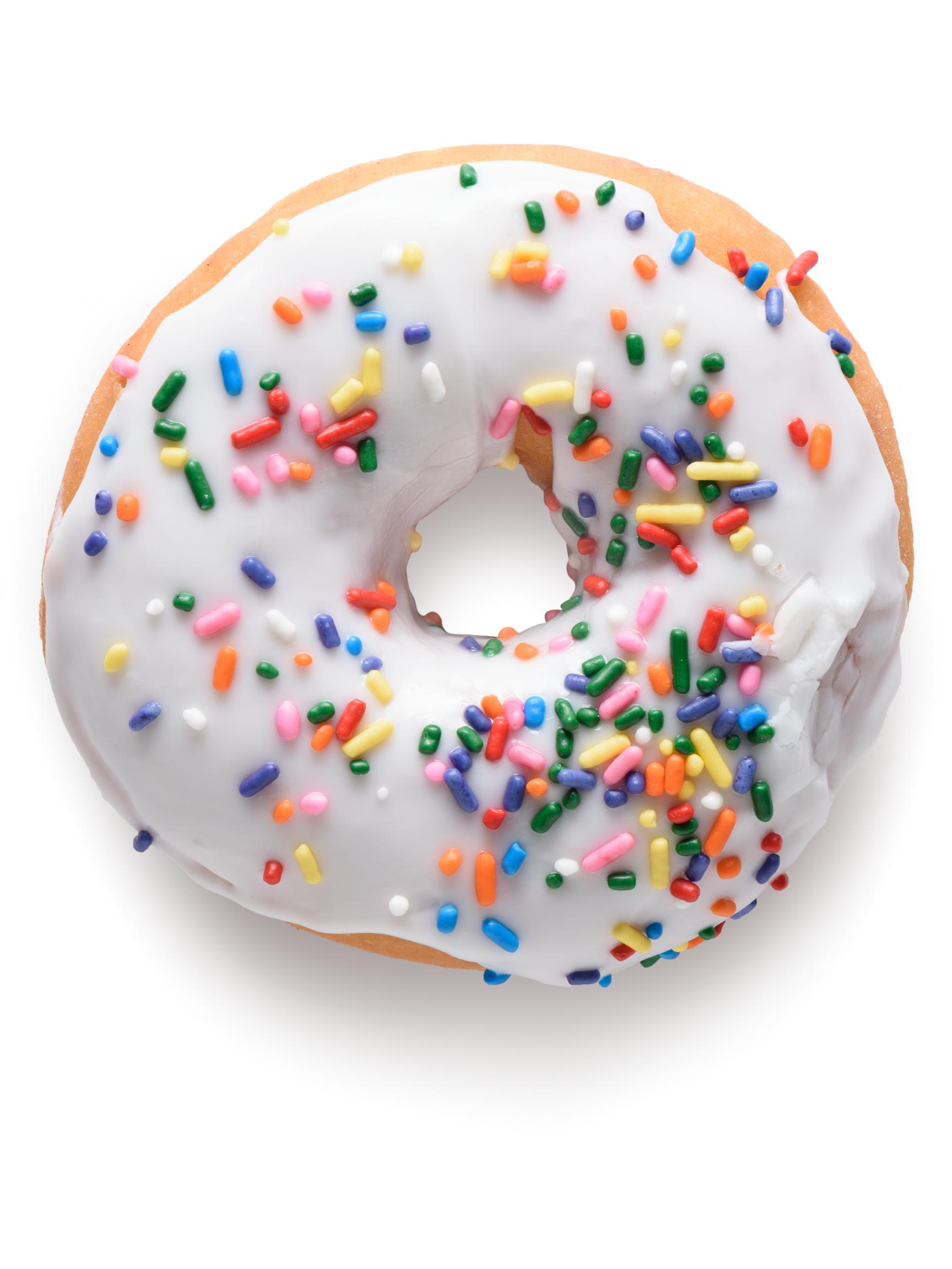 Vanilla Darling (Rainbow Sprinkles)