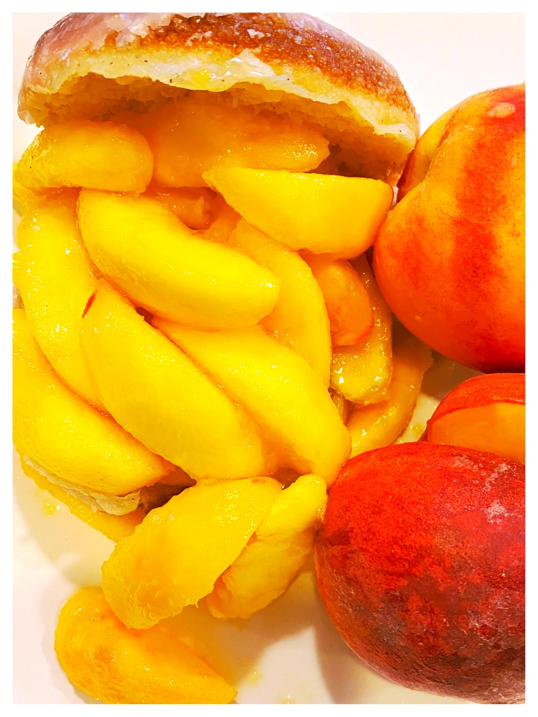 Just Peachy (June - August)