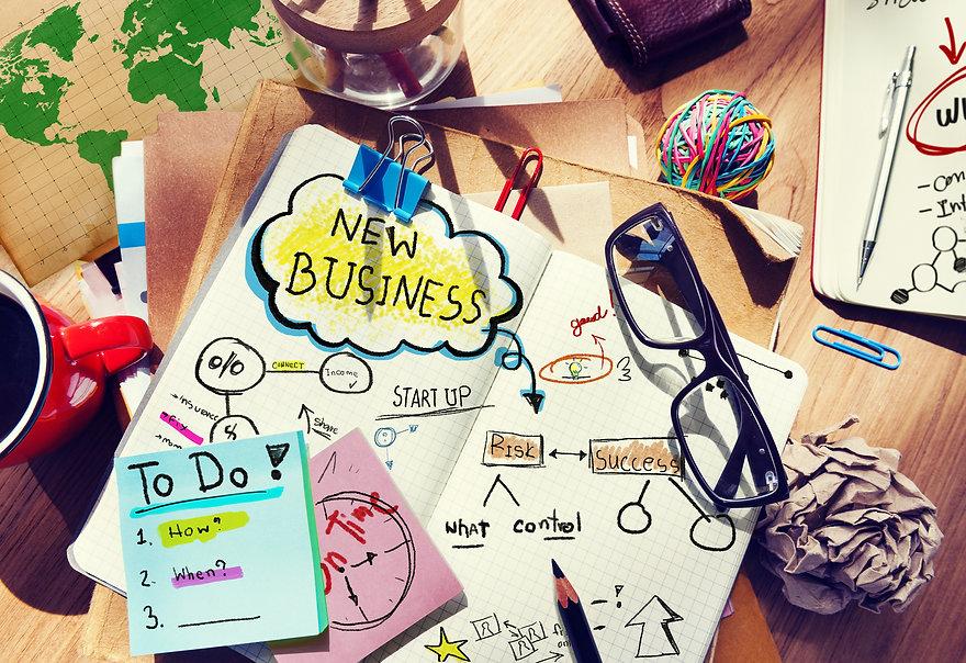New Business Startup Plan Strategy Aspir
