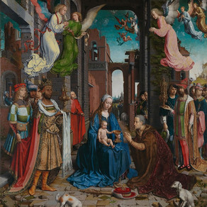 Taking a Look at The Adoration of the Kings by Jan Gossaert